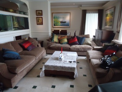 Apartment for rent Bucharest Baneasa Residence 4 rooms, 210 sqm