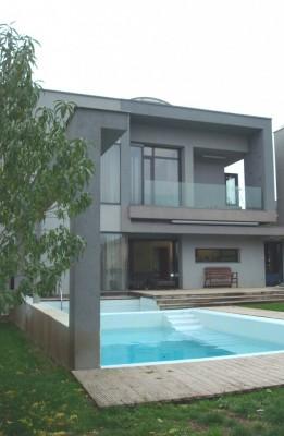 Vila de inchiriat 5 camere Bucuresti zona Pipera-Baneasa