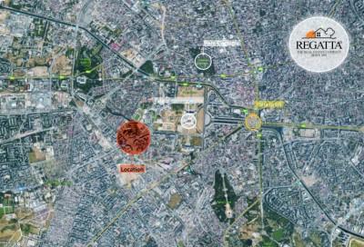 Imobil birouri de vanzare Calea 13 Septembrie, Bucuresti, 11875 mp