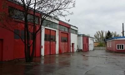 Spatiu industrial de vanzare Bucuresti zona Nord - Otopeni 756 mp
