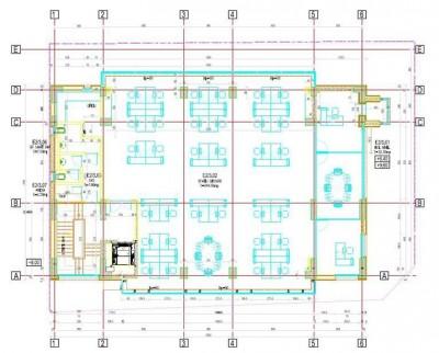Office building for rent Bucharest Floreasca area 1.241 sqm