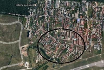 Teren de vanzare zona Baneasa-Iancu Nicolae, Bucuresti 3880 mp