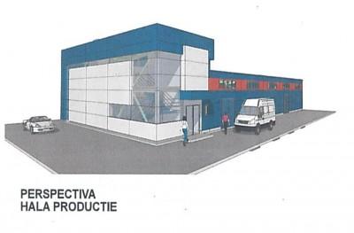 Spatiu industrial de inchiriat zona Est, Bucuresti 700 mp