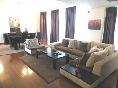 Apartament de inchiriat Bucuresti 3 camere zona Herastrau 180 mp