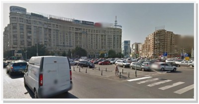 Commercial spaces for sale Victorie Square area, Bucharest, 2,365 sqm