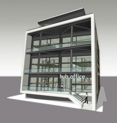 Spatii de birouri de inchiriat zona Calea Victoriei, Bucuresti