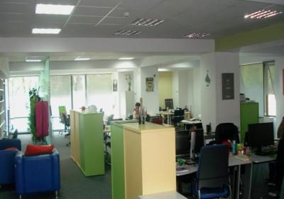 Spatii de birouri de inchiriat zona Domenii - 1 Mai, Bucuresti 442 mp