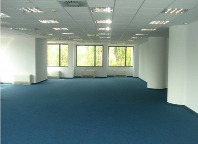 Office space for rent Bucharest Baneasa - Antena 1  area 1,900 sqm