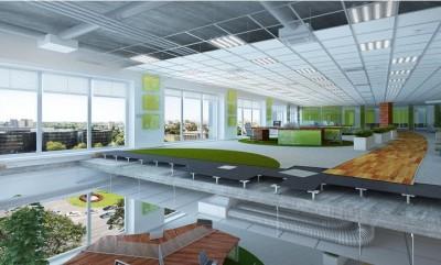 Spatiu birouri de inchiriat zona Barbu Vacarescu-Floreasca, Bucuresti