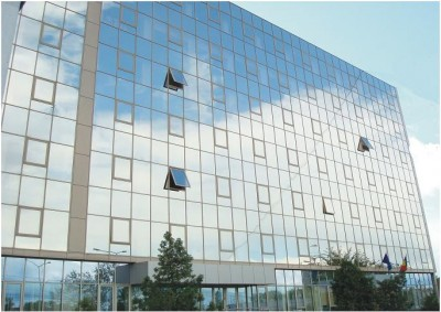 Office space for rent Bucharest Floreasca Avenue area 800 sqm