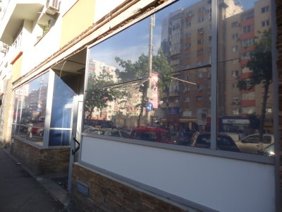 Commercial space for rent Bucharest Calea Mosilor area 211 sqm