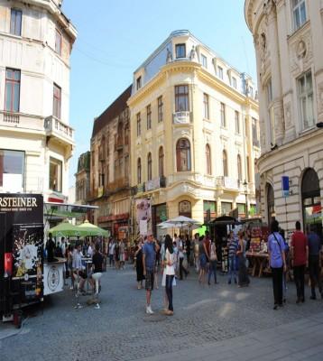 Spatiu comercial de vanzare Bucuresti zona Centrului Istoric 2.423 mp