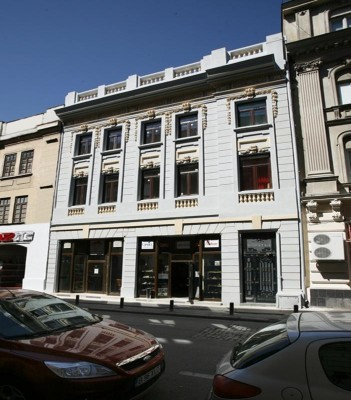 Commercial space for sale Bucharest Universitate area 1.000 sqm