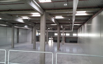 Spatiu industrial de inchiriat zona Mogosoaia, Ilfov 2.500 mp