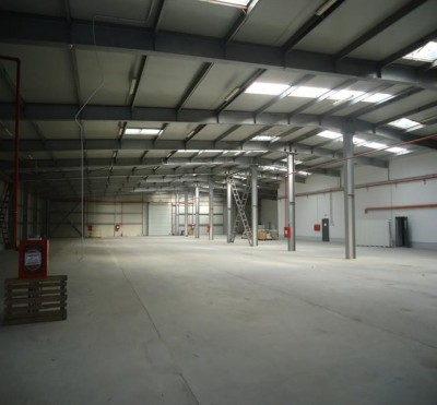 Industrial space for rent North area - Otopeni, Bucharest