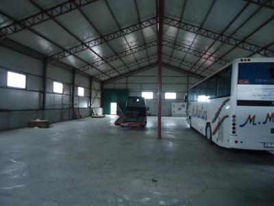 Spatiu industrial de inchiriat zona Pantelimon, Bucuresti 860 mp