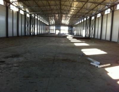 Spatiu industrial de vanzare zona Afumati, Bucuresti 3.500 mp