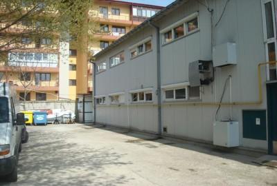 Spatiu industrial de vanzare zona Barbu Vacarescu Bucuresti