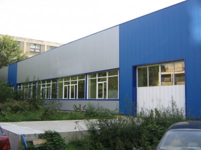 Industrial space for rent Splaiul Unirii - Vitan area, Bucharest