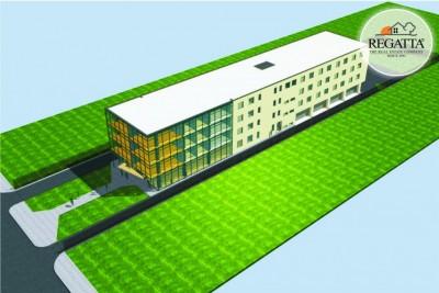 Teren cu proiect imobiliar si autorizatie de constructie,Otopeni, Ilfov, 2200 mp