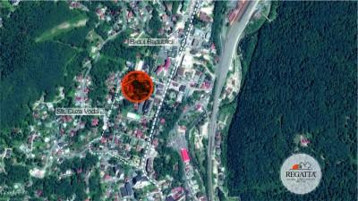 Teren cu proiect rezidential Sinaia, jud. Prahova 4.016 mp