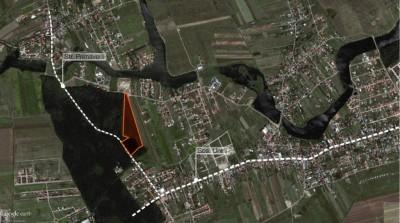 Teren cu proiect rezidential de vanzare, zona Corbeanca, 3800 mp