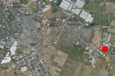 Teren de vanzare Ilfov zona Soseaua Oltenitei 77.509 mp