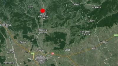 Teren de vanzare Prahova Valenii de Munte 102.000 mp