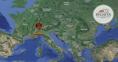 Teren de vanzare cu autorizatie de construire, Plaffeien, Elvetia, 700 mp