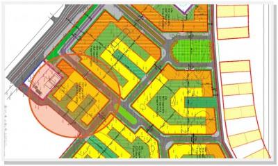 Teren de vanzare cu proiect rezidential, zona Nord-vest, Bucuresti, 10.000 mp