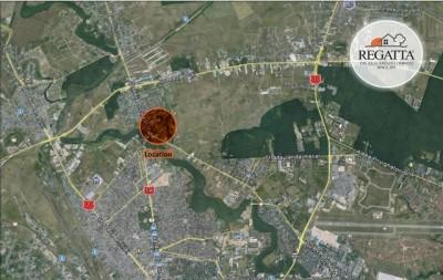 Teren de vanzare zona Baneasa-Sisesti, Bucuresti, 24.570 mp