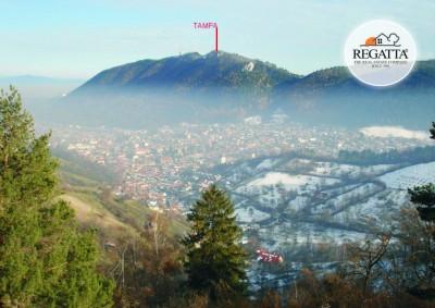 Teren de vanzare, zona Belvedere Brasov, 7364mp