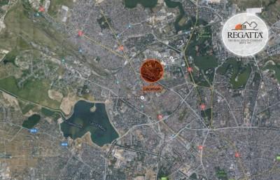 Teren de vanzare zona Expozitiei, Bucuresti, 4050 mp