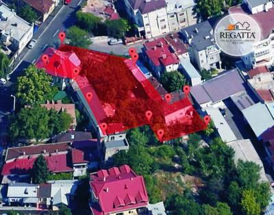 Teren de vanzare, zona Foisorul de Foc, Bucuresti, 1123 mp