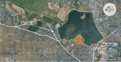 Teren de vanzare, zona Militari, 5.000 mp