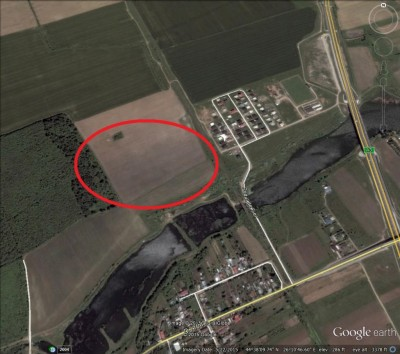 Land for sale, Moara Vlasiei area, Ilfov county, 125,000 sqm
