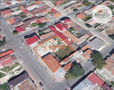Teren de vanzare, zona Port Tomis, Constanta, 1.107 mp