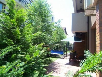 Vila de inchiriat 5 camere zona Baneasa - Straulesti, Bucuresti