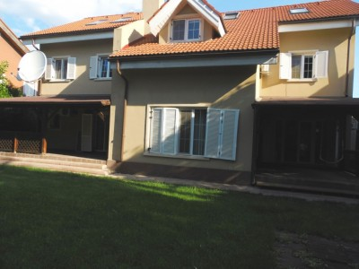 Vila de inchiriat 6 camere Baneasa Residential Park, Bucuresti 500 mp