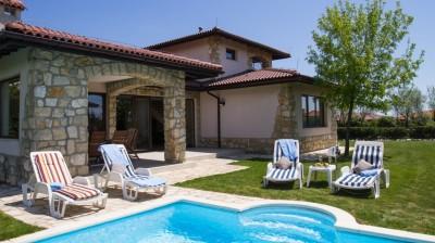 Individual villas for sale in resort, Bulgaria