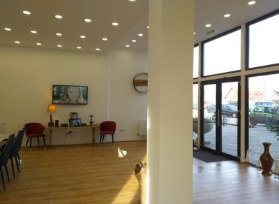Business for sale - Strip Mall and Hotel for sale 3 * North area - Tunari, Bucharest 3.000 sqm
