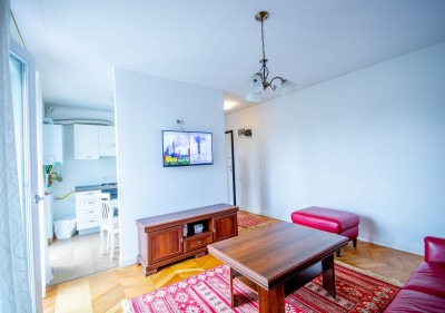 Apartment for rent 2 rooms Baneasa area, Bucharest 57 sqm