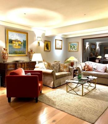 3 room apartment for sale in villa Sinaia area, Prahova county