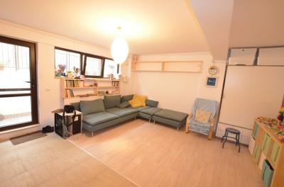 Apartament cu curte de vanzare 3 camere zona Pache Protopopescu, Bucuresti 80 mp