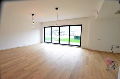 Apartament cu gradina de vanzare 4 camere zona Herastrau, Bucuresti 162 mp
