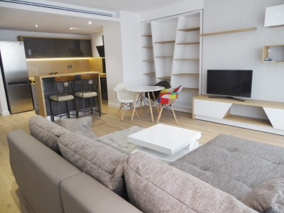Apartament de inchiriat 2 camere zona Aviatiei, Bucuresti 78 mp