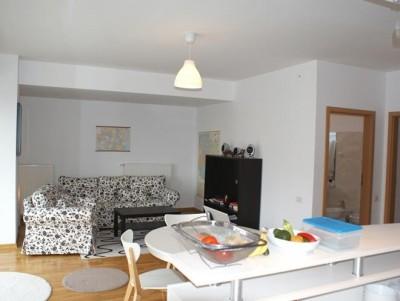 Apartament de inchiriat 2 camere zona Lacul Tei - Barbu Vacarescu, Bucuresti