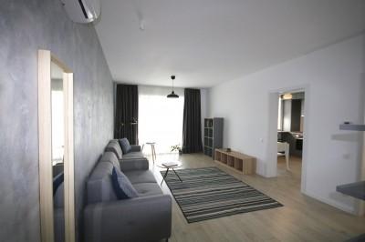 Apartament de inchiriat 2 camere zona soseaua Pipera-Tunari 59 mp