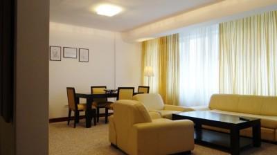Apartament de inchiriat 3 camere zona Arcul de Triumf, Bucuresti 105 mp