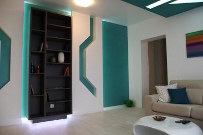 Apartament de inchiriat 3 camere zona Barbu Vacarescu - Tei, Bucuresti 90 mp